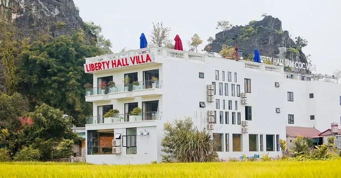 Liberty Hall Tam Cốc Villa Ninh Bình