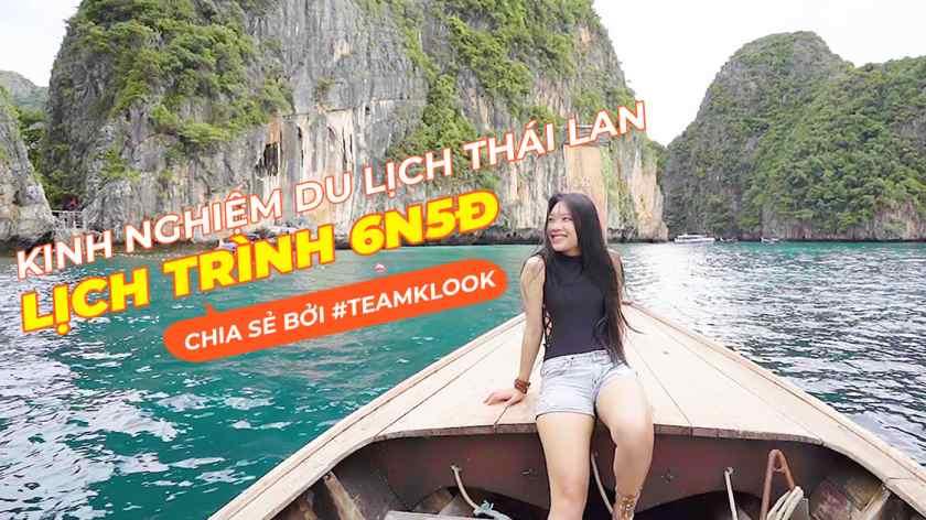 lich trinh 6n5d oanh tac dat thai bangkok phuket koh phi phi cover