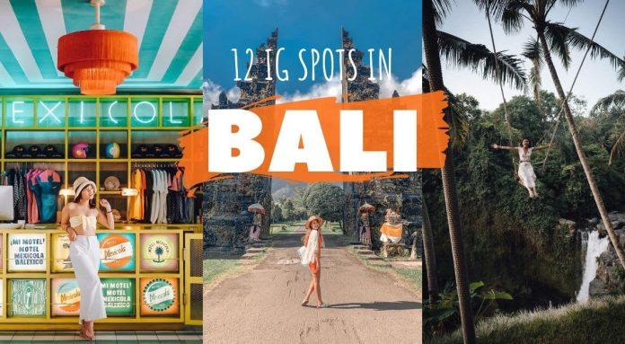 15 Tempat Wisata Di Bali Yang Instagramable Banget Wajib Kamu Kunjungi Klook Blog