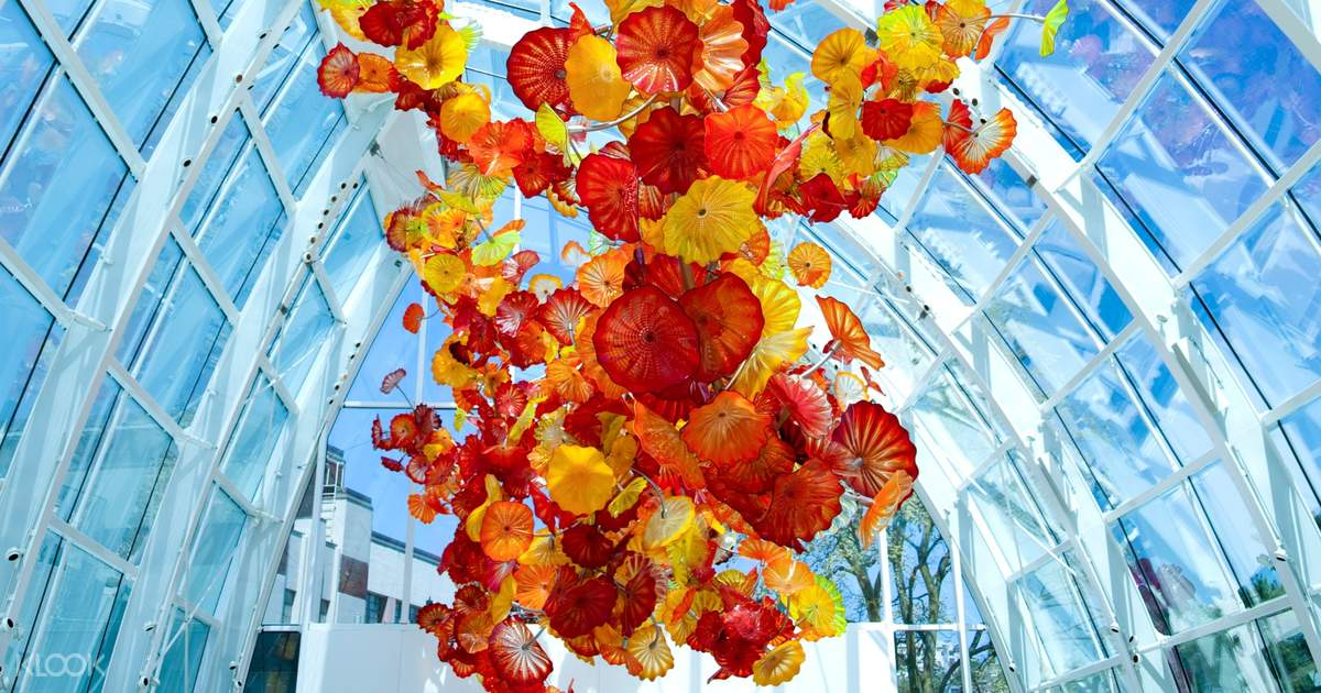 By maryfran johnson contributing writer, computerworld | perhaps the meek really will in. Chihuly Garden And Glass Admission Ticket In Seattle