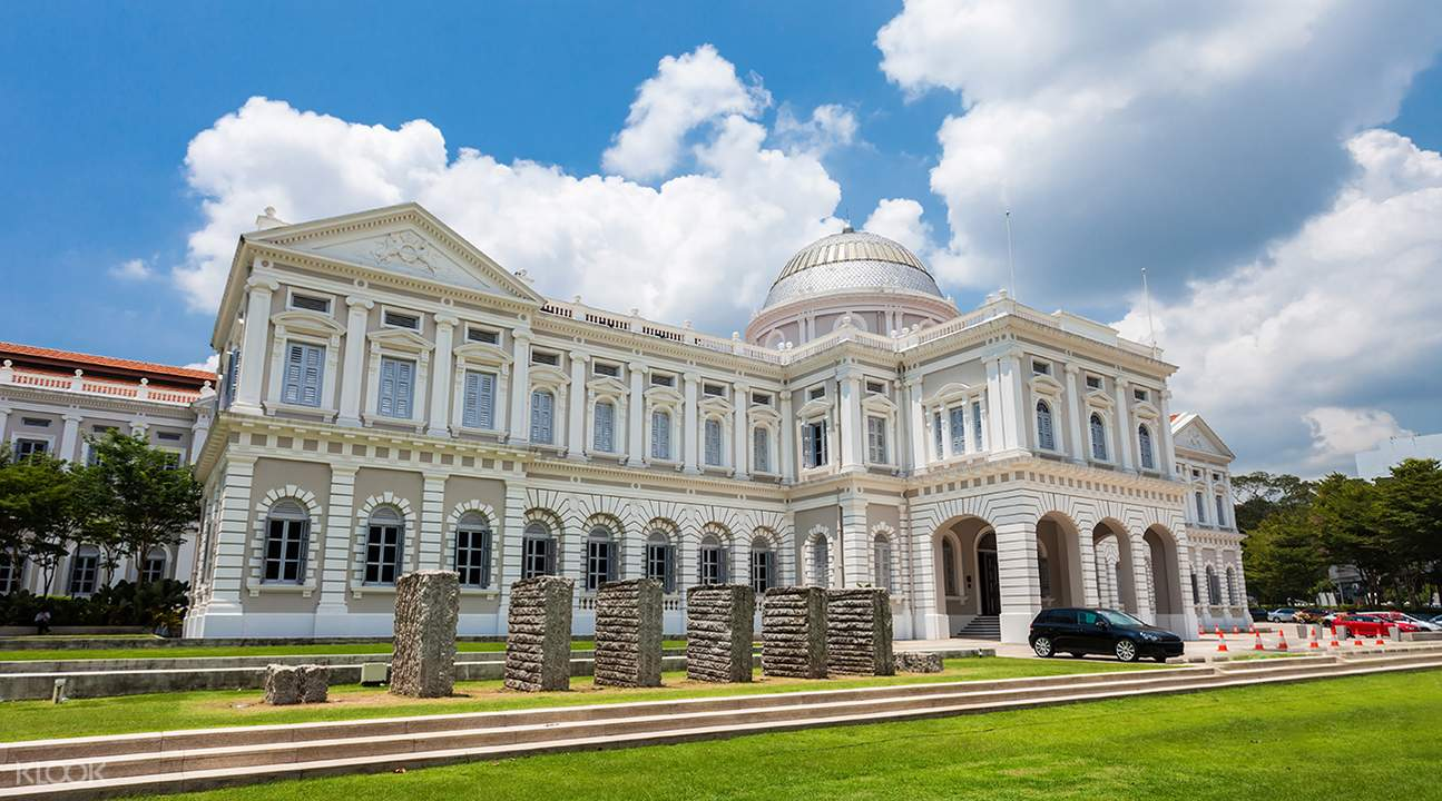 National Museum of Singapore on National Museum Of Singapore  id=77060