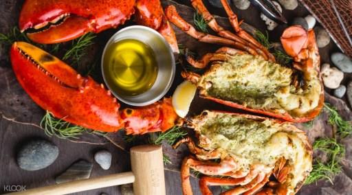 曼谷Crab and Claw海鮮,暹羅百麗宮生蠔,泰式海鮮