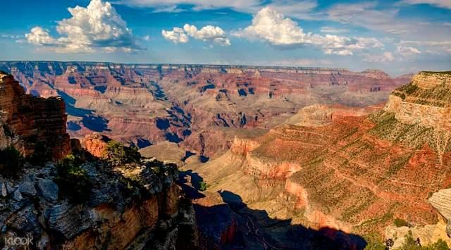 美国大峡谷国家公园南缘空中& 陆地之旅(拉斯维加斯出发) - Klook客路中国