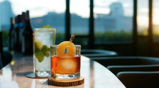 曼谷 阿特飯店Piquancy頂樓酒吧