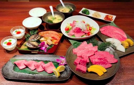 大阪燒肉屋大牧場 食放題