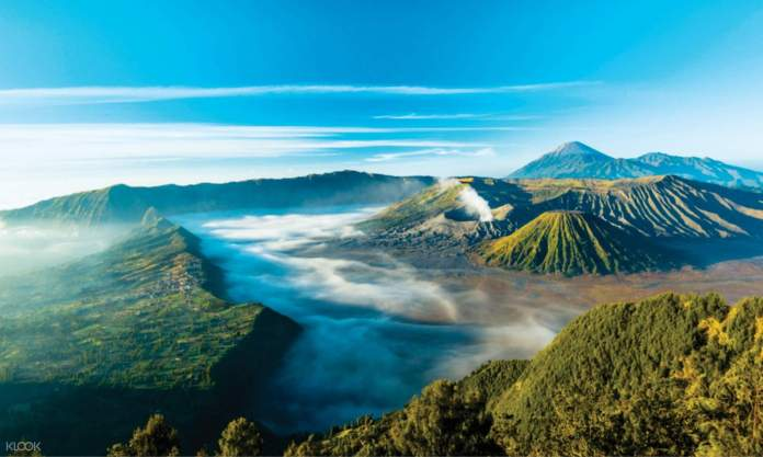 4d3n Mount Bromo Malang City Ijen Crater Private Tour From Surabaya