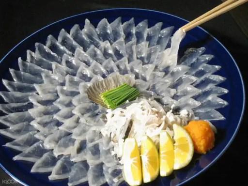 大阪必吃美食,玄品ふぐ 河豚料理名店