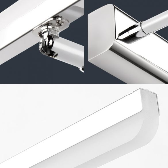 """Acrylic Ultra-Thin Wall Sconce Contemporary Style 16""""/19.5 ... on Ultra Modern Wall Sconces id=65096"""