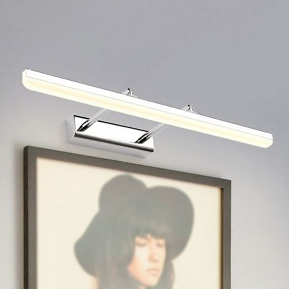 """Acrylic Ultra-Thin Wall Sconce Contemporary Style 16""""/19.5 ... on Ultra Modern Wall Sconces id=97533"""