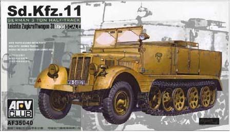 Resultado de imagen de sdkfz 11 model kit