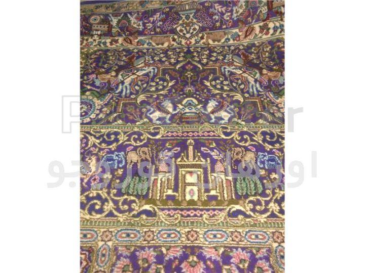 قیمت فرش ابریشمی