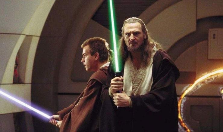 Star Wars: Episod I - Det mörka hotet (1999) :