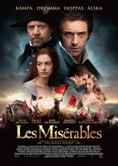 Poster Les Misérables (2012)