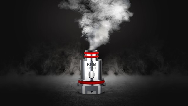 SMOK Fetch Mini Uses Fully Upgraded Coil