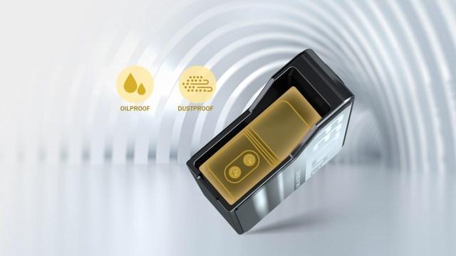 The Oil-Proof Pod Base of SMOK Fetch Mini