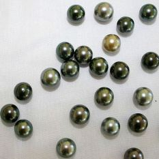 black Tahitian pearls