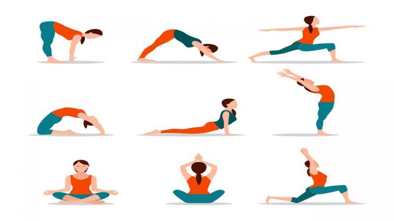Dalam olahraga senam lantai terdapat 6 unsur pokok yang harus terpenuhi dalam menampilkan performa altet senam.