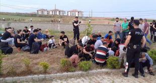 مهاجرون أفغان في تركيا