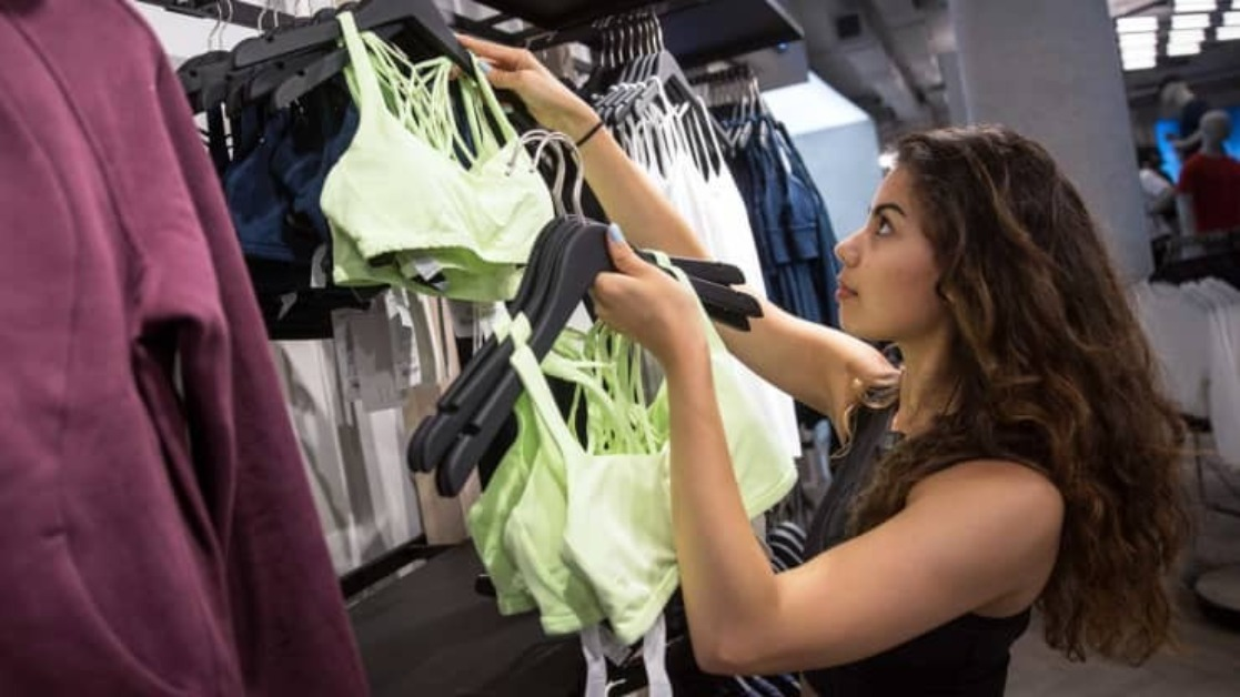 Lululemon is testing a resale program where shoppers can sell and buy used items