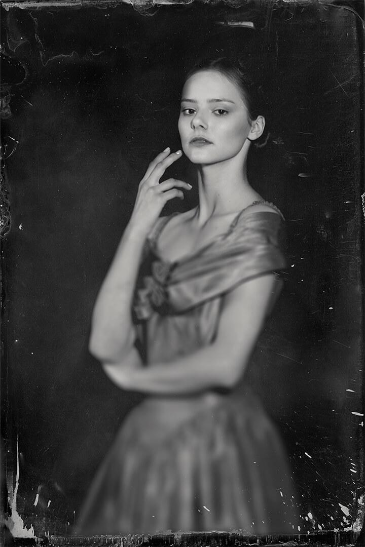 Modelka: Magdalena Chrzanowskaa