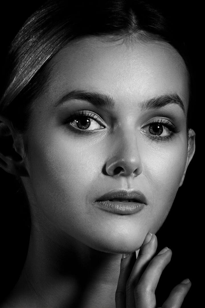 Modelka: Bogna Nowowiejska