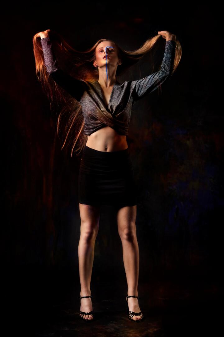 Modelka: Mery Vril