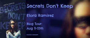 Secrets Don't Keep Banner
