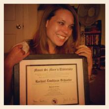 BA Graduation!