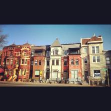 LeDroit Park Streetview December 2012
