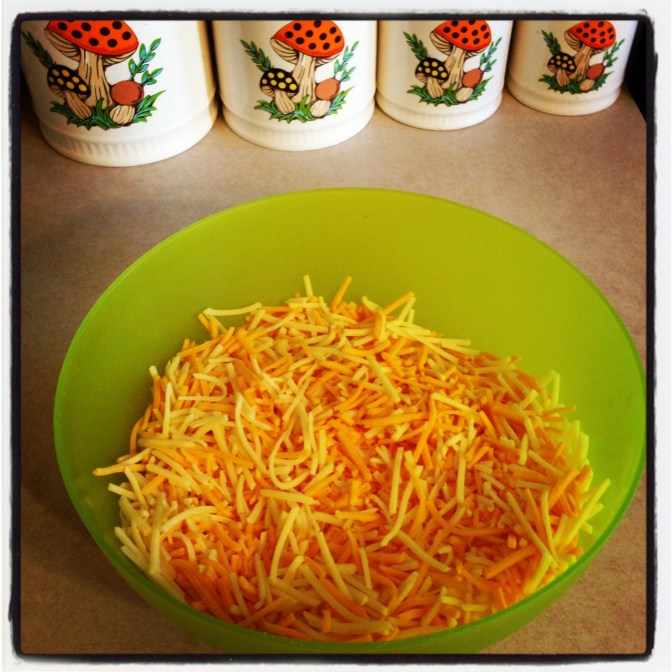 Bowl 'o Cheese