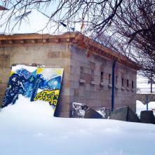 Art in Snow