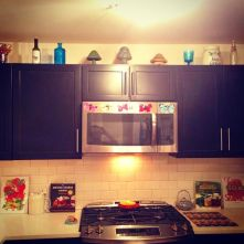 Kitchen is slowly coming together