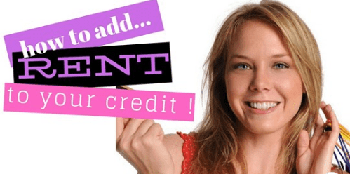 How to add your RENT payments to your credit.