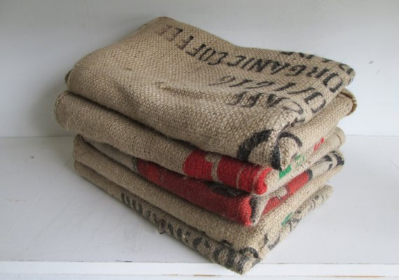 The Many Uses of Burlap Bags