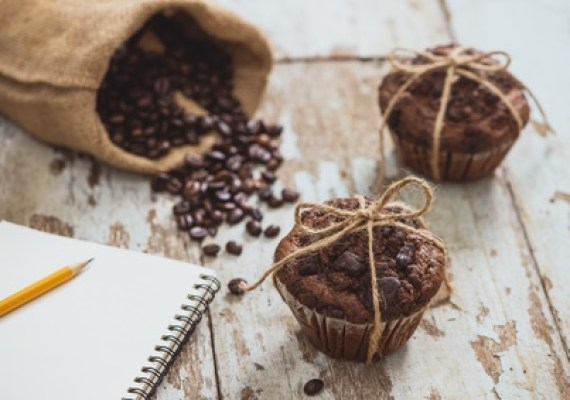 Espresso Chocolate Muffin