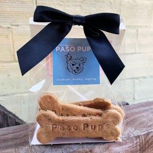 Paso Pup Cookies