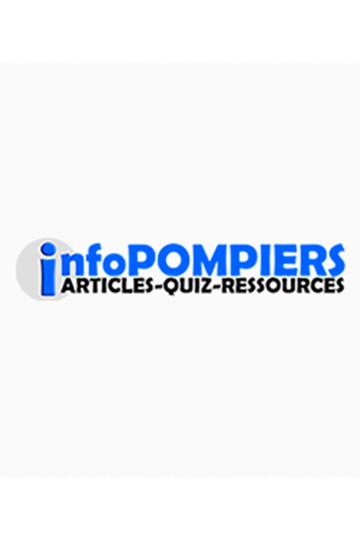 info pompiers