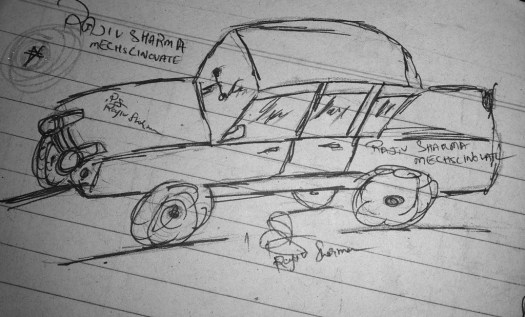 mECHsCINOVATE Car Design 4.