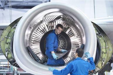 Plane engineers