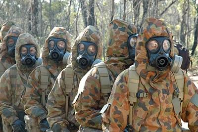 Soldier suits