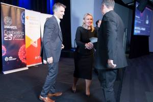 "Hovernap wins QLD iAwarda for Industrial and Primary Industries"" category"