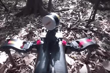 amazon-360 csiro robotics