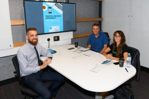 Outreach: Griffith University Mock Interview Collaboration