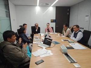 Bangladesh Agricultural University Researchers visit CSIRO, Canberra