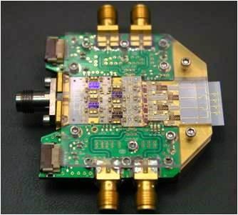 E-band antenna array