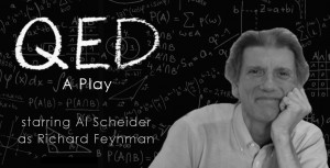 QED: A Play from Dynamic Patterns Theatre