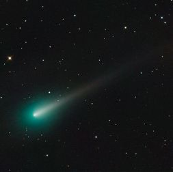 Comet ISON on October 08, 2013