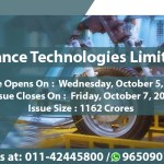 Endurance Technologies IPO Details – Date, Size, Price, Bid, Face value, Listing, Form