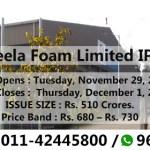 sheela-foam-limited-ipo