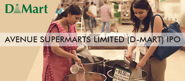 AVENUE SUPERMARTS LIMITED IPO